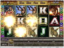 tombraider new slots game